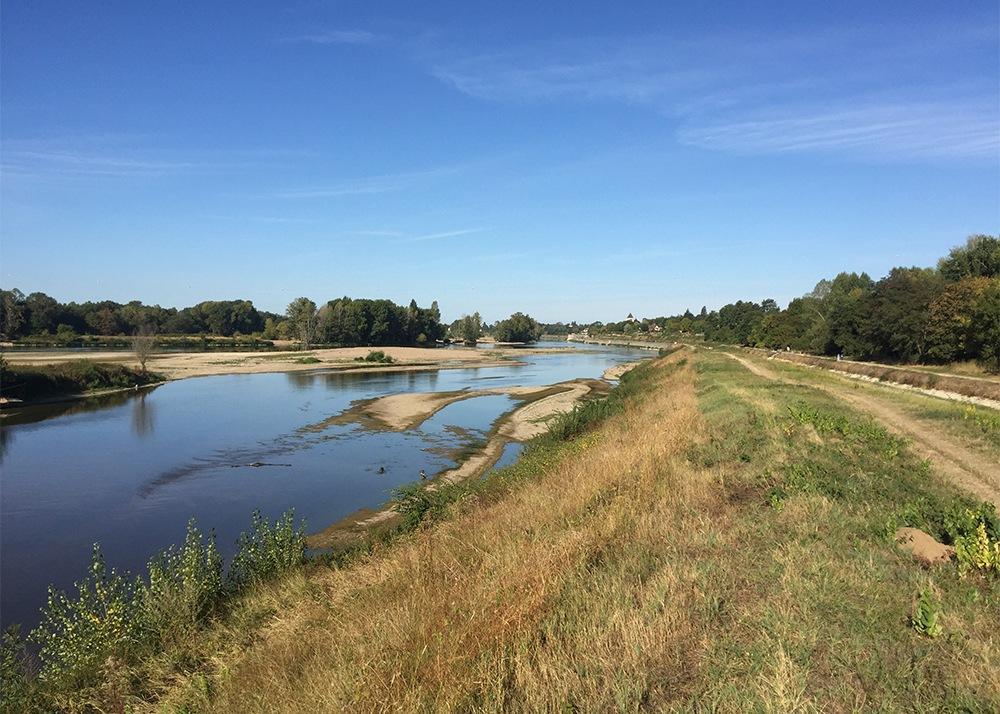 Vue de la Loire