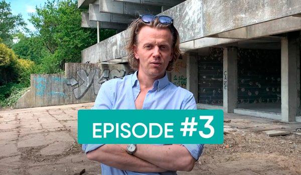 Alex Lutz parle du projet l'Escale Combleux dans ce troisième épisode